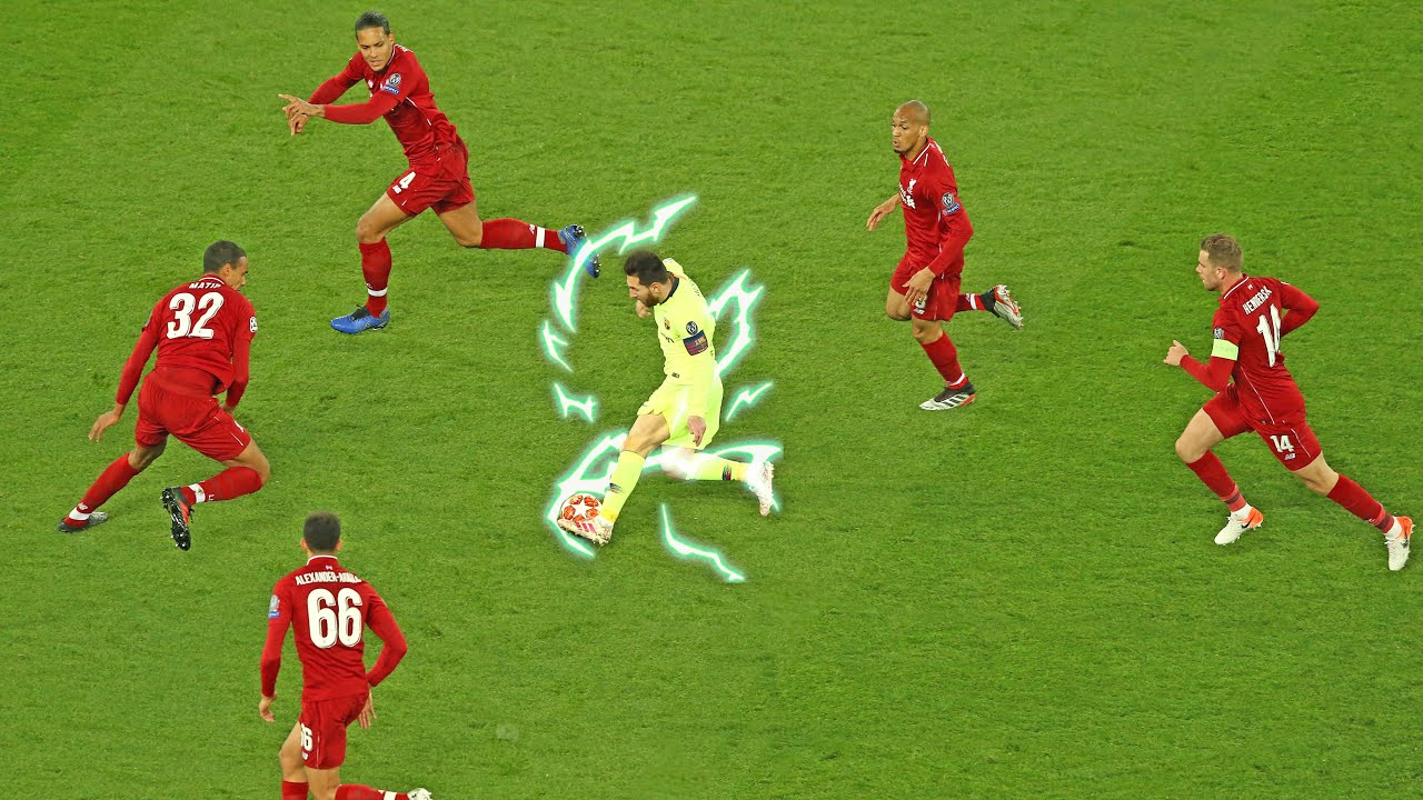 Ultra Instincts in Football