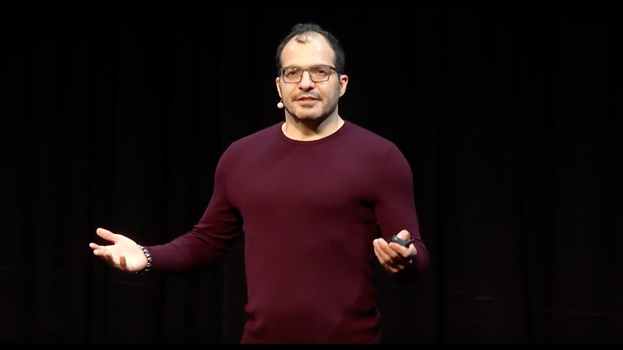 """""""Learning to Code is Not Just for Coders""""   Ali Partovi   TEDxSausalito"""
