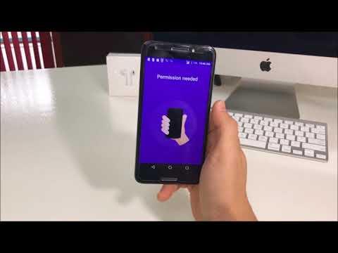 How to install SD and SIM card into T-Mobile Revvl