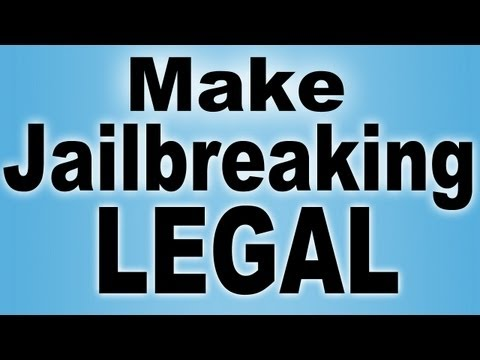 Jailbreaking Is Not a Crime!