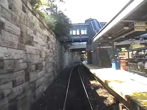 Amtrak Trip Part 3: NY-CT border-New Rochelle-New Haven Pt 1
