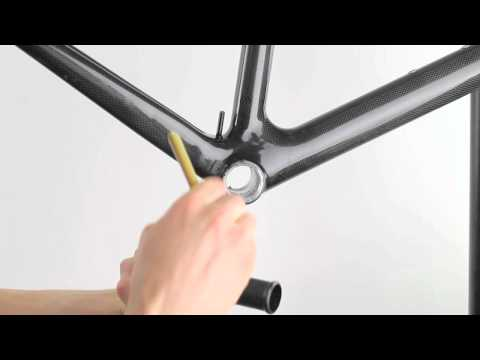 FLO Cycling - Installing the Bottom Bracket (GXP Type)