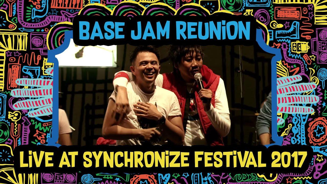 Download Base Jam Reunion LIVE @ Synchronize Fest 2017 MP3 Gratis
