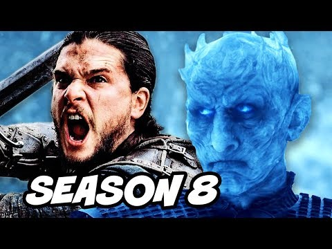 Game Of Thrones Season 8 Episodes Breakdown and Final Battle Theory