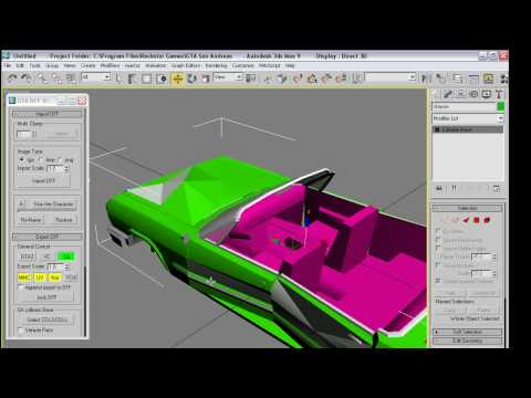 How To Edit A Crash Car File For GTA SA (HD)