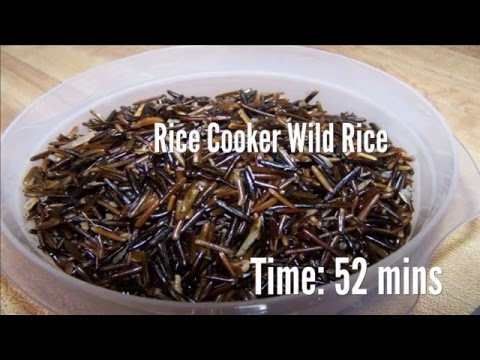 Rice Cooker Wild Rice Recipe