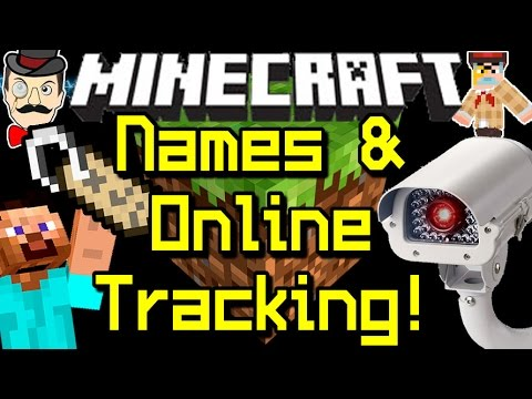 Minecraft News FULL NAME CHANGE DETAILS & TRACKING of Online Players!