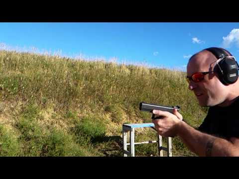 IPSC Alberta Slow motion filming with Samsung Galaxy S5 camera