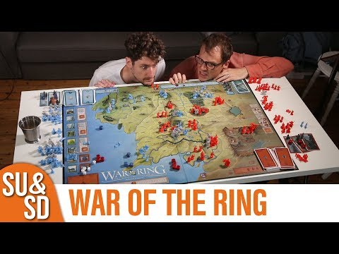 War of the Ring - Shut Up & Sit Down Review