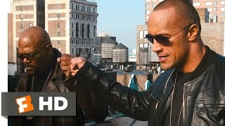 The Other Guys (2010) - Aim for the Bushes Scene (2/10)   Movieclips