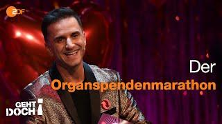 Organspenden - Özcan Cosar  | Geht doch!