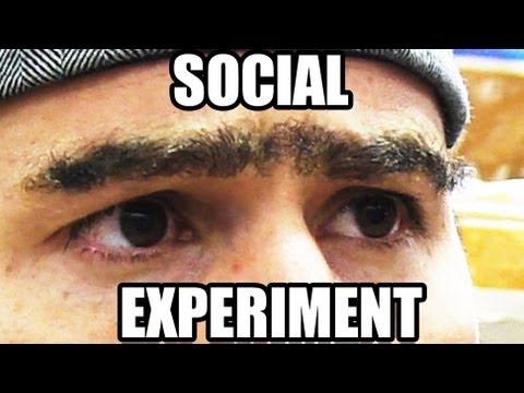 Unibrow Discrimination- Social Experiment