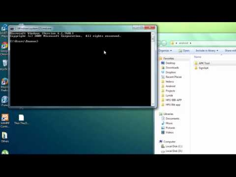 How to change Directory in CMD