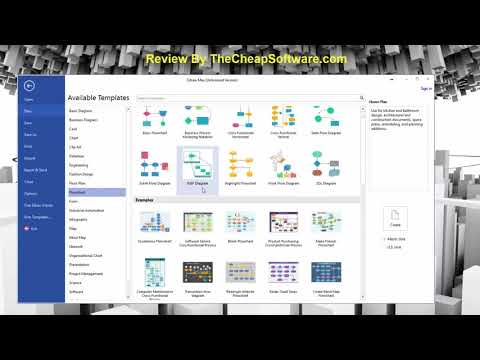 Edraw Max Review & 10% OFF Coupon - 260+ Diagrams Type