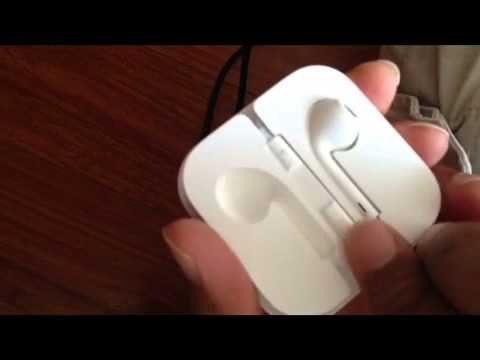 How To Wrap Apple EarPods into Case
