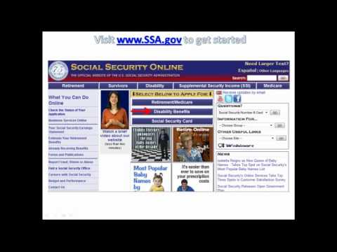 New York Disability Benefits: How to Apply for Social Security Disability (SSD) Online