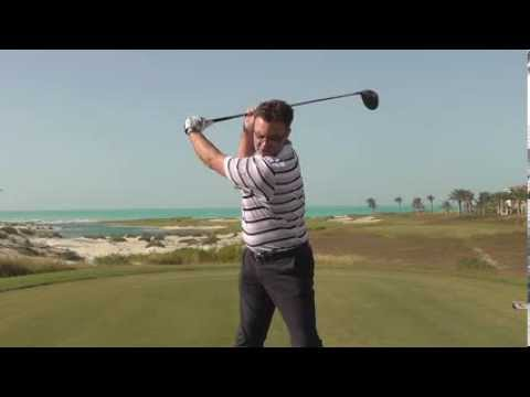 Three tips to improve your shoulder turn