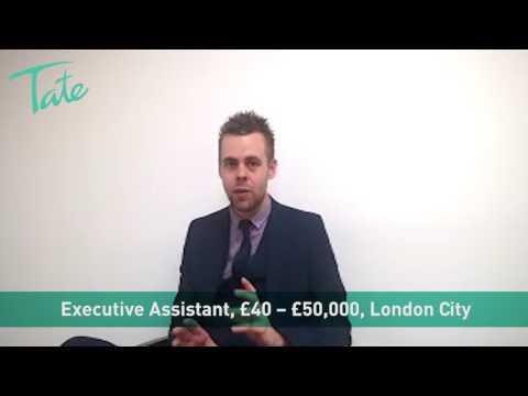 Executive Assistant Role - London City