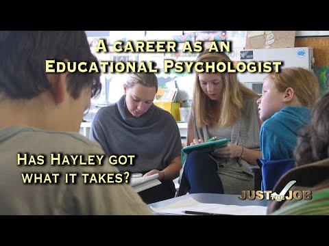 A Career as an  Educational Psychologist (JTJS52010)