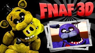 Ignited Golden Freddy and Fixed Withered Foxy FOUND in UCN