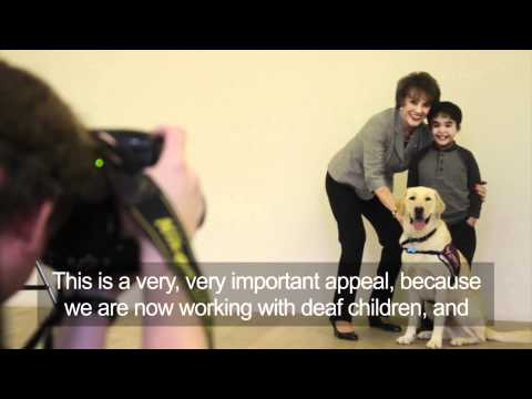 Hearing Dogs for Deaf People - My Best Friend Appeal