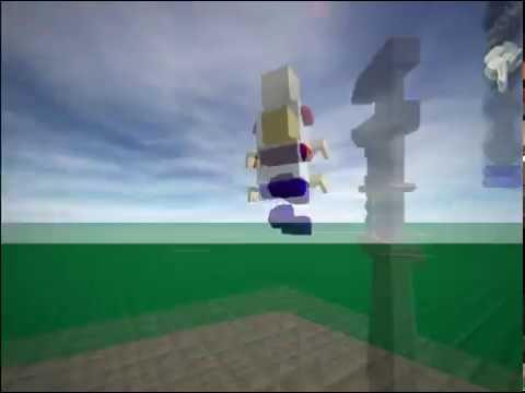 Blockland - Making Bots Race