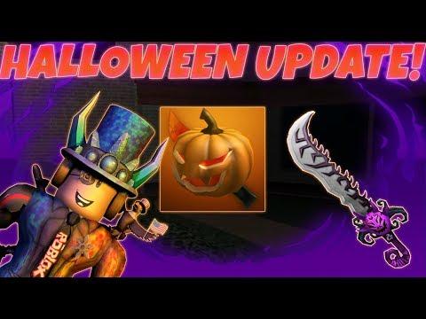 Murder Mystery 2 Halloween Update! | Roblox