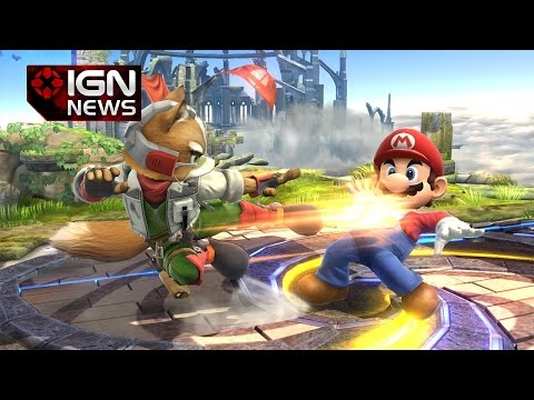 New Super Smash Bros. Update Released on Wii U - IGN News