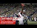 Trufant's INT & Julio Jones' Toe-Tap Grab Set Up Sanu's Unreal TD! | Can't-Miss Play | NFL Wk 11