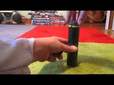 Lego grenade tutorial