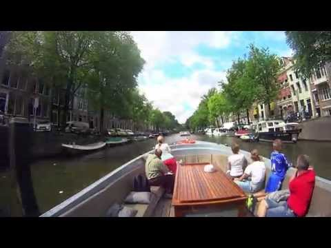 Travelling Europe (Part 1): Amsterdam to Munich