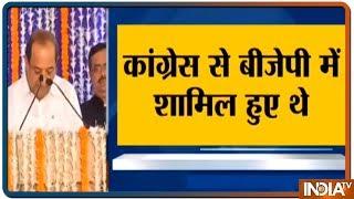 Maharashtra cabinet expansion: Radhakrishna Vikhe Patil, Ashish Shelar take oath as ministers