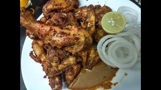 Eid Special fry chicken recipe /Jama Masjid original recipe of fry chicken