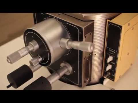 Scanning Electron Microscope (SEM) Demonstration in my living room