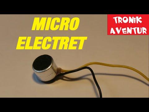 TRONIK AVENTUR 150 - MICRO ELECTRET - ELECTRONIQUE POUR LES NULS TUTORIEL MODE D'EMPLOI