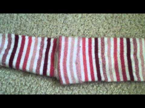 How to make winter headband
