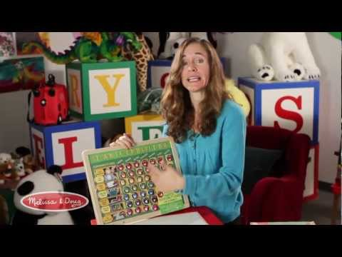 Magnetic Responsibility Chart by Melissa and Doug