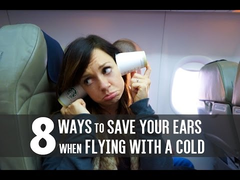 How to Pop Your Ears on a Flight
