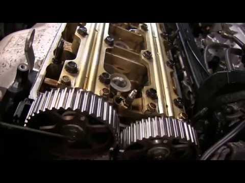 How To: Replace a Timing Belt on a Honda 4-cylinder