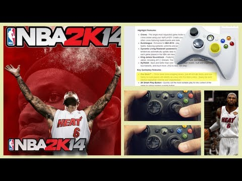 NBA 2k14, What is the Pro Stick? How does it work?
