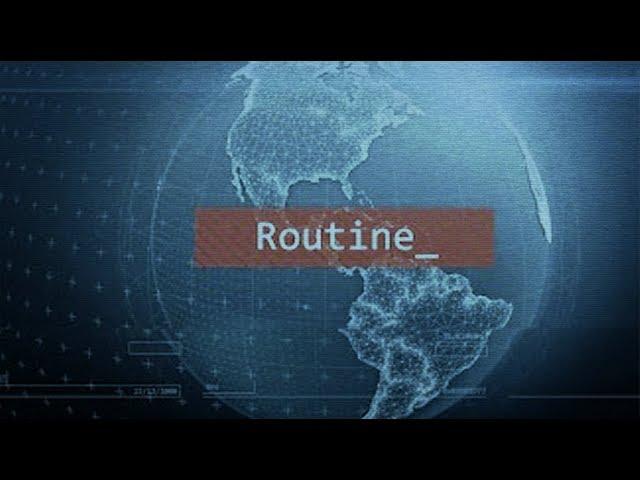 Routine - Alan Walker