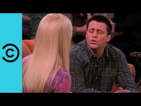 Joey Speaks French | Friends