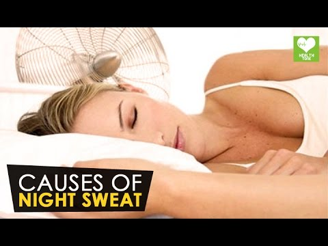 Causes Of Night Sweats | Health Tone Tips