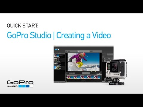 GoPro Studio: Creating a Video