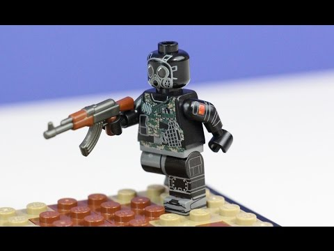 LEGO: Extra Pieces Live Stream EP: 29 - X39BrickCustoms Mark 5 Halo Armor Talk and More!