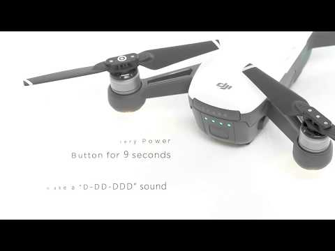 DJI Quick Tips - Spark - Resetting the Wi-Fi SSID and Password
