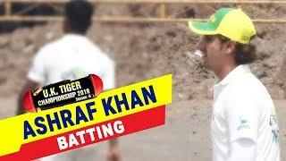 Ashraf Khan Batting in UK Tiger Championship 2019, Ghatkopar, Mumbai