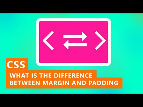 Difference Between Padding and Margin in CSS | Quick Tutorial