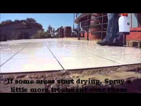 Anti-Slip treatment for Ceramics instructional full video, No More Slippery floors.wmv
