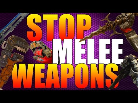 WE DON'T NEED MORE MELEE WEAPONS IN CALL OF DUTY BLACK OPS 3! NEW